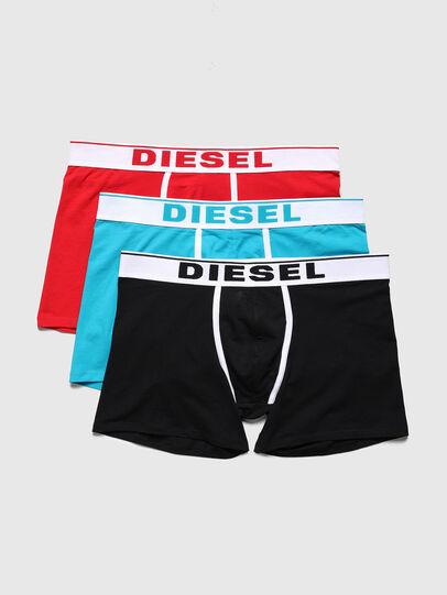 Diesel - UMBX-SEBASTIANTHREEP, Multicolor/White - Boxer briefs - Image 1