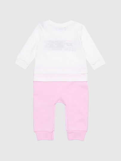 Diesel - JENGYDIV-NB, White/Pink - Jumpsuits - Image 2