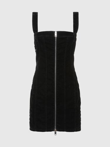 Mini dress in velvet JoggJeans®