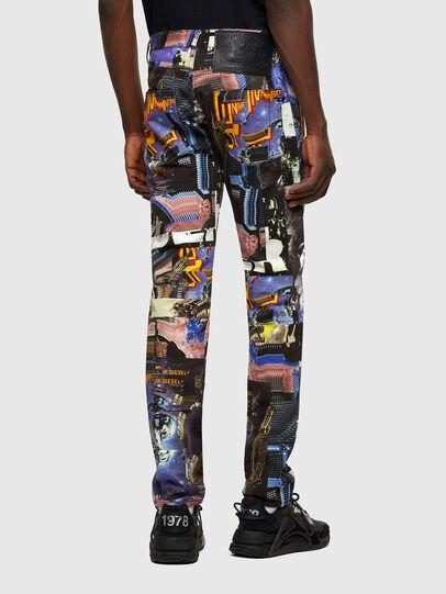Diesel - D-Kras 009VB, Multicolor - Jeans - Image 2