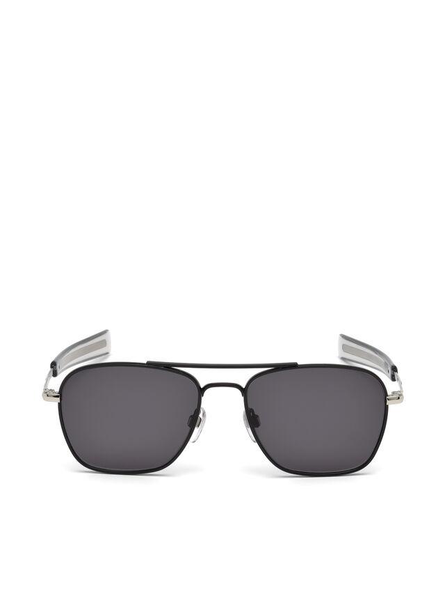 Diesel - DL0219, Black - Sunglasses - Image 1