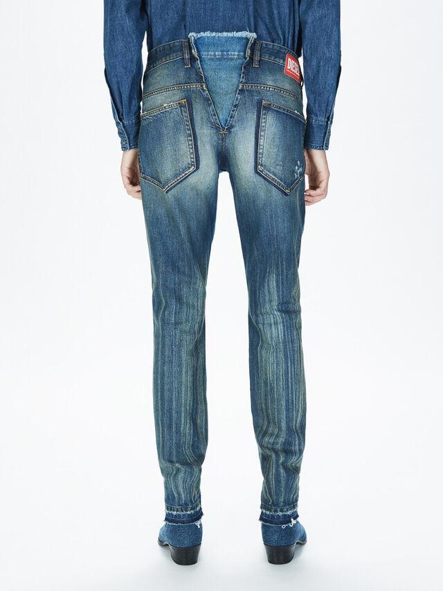 Diesel - SOPKN01, Blue Jeans - Jeans - Image 4