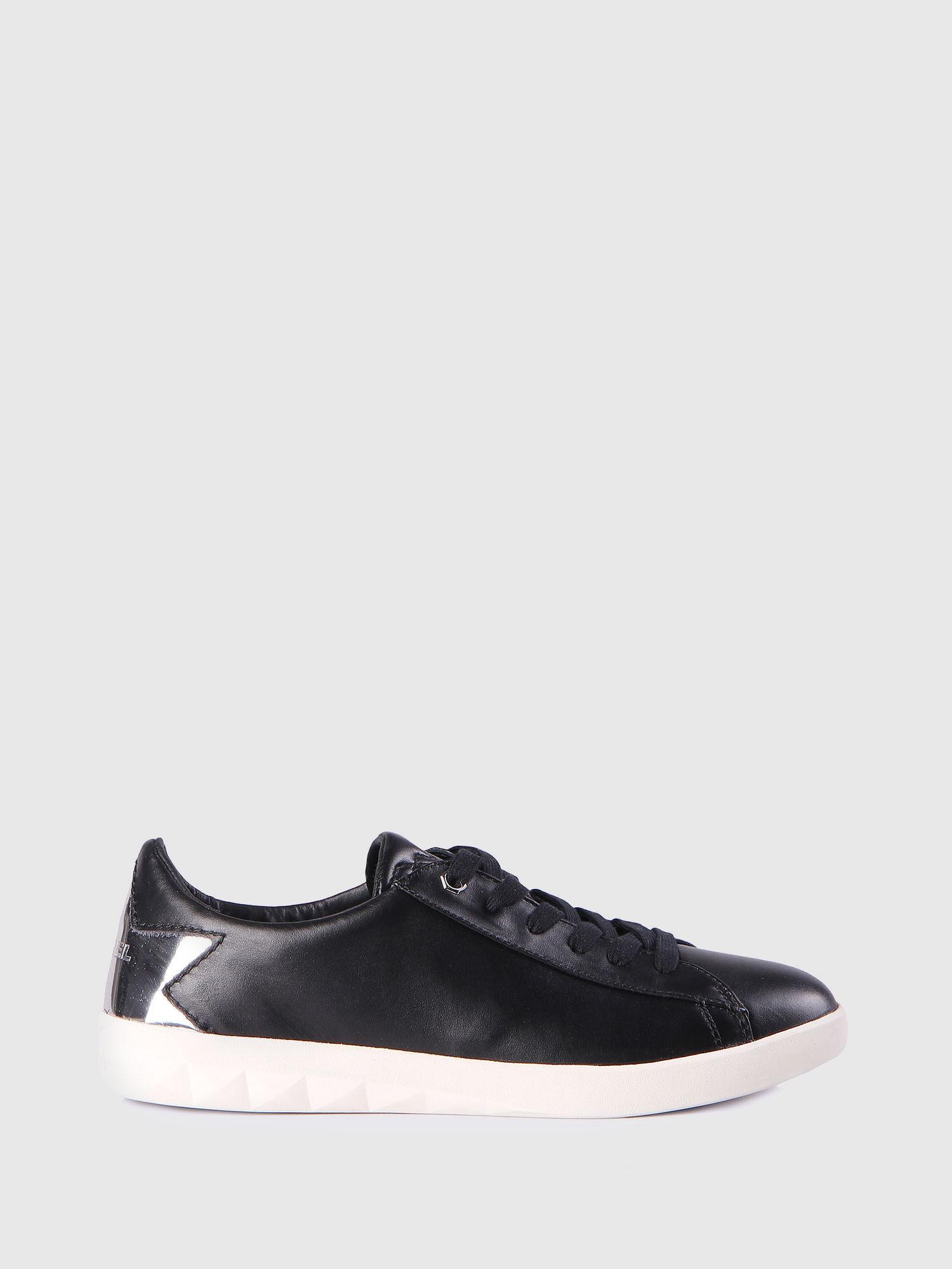 DIESEL Sneakers Soft Leather Footwear White FG49859