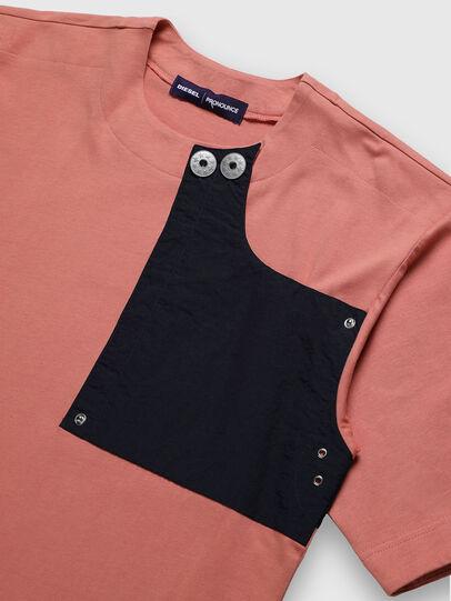 Diesel - PR-TS02, Pink - T-Shirts - Image 4