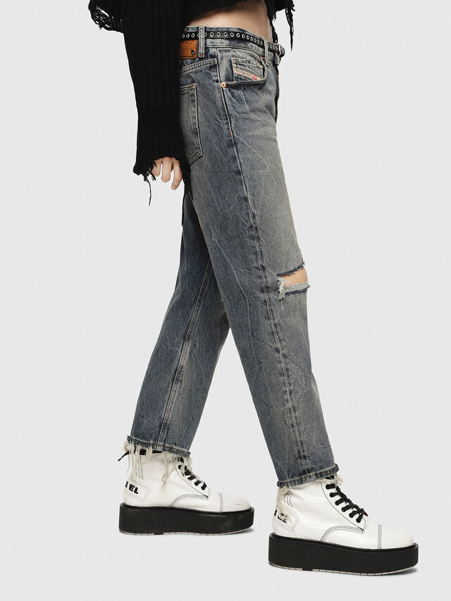 Diesel - Aryel 084ZS, Light Blue - Jeans - Image 3