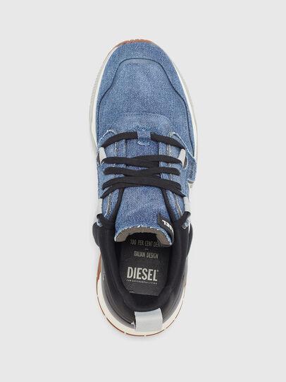 Diesel - S-BRENTHA WL, Blue Jeans - Sneakers - Image 5