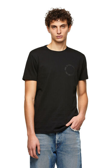 Green Label T-shirt with Copyright logo