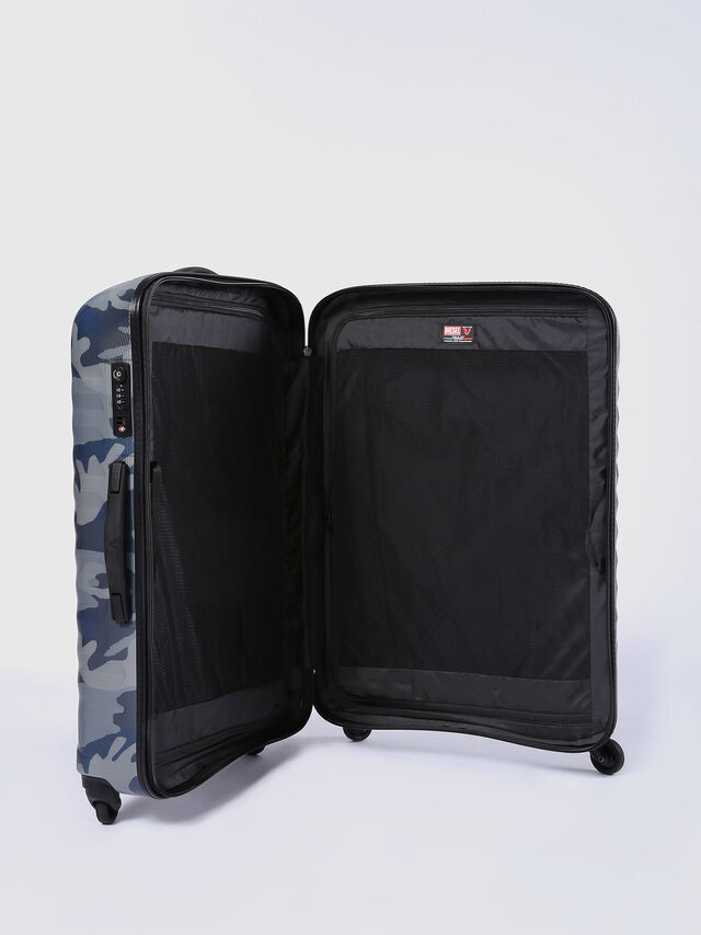 Diesel - MOVE M, Blue - Luggage - Image 6