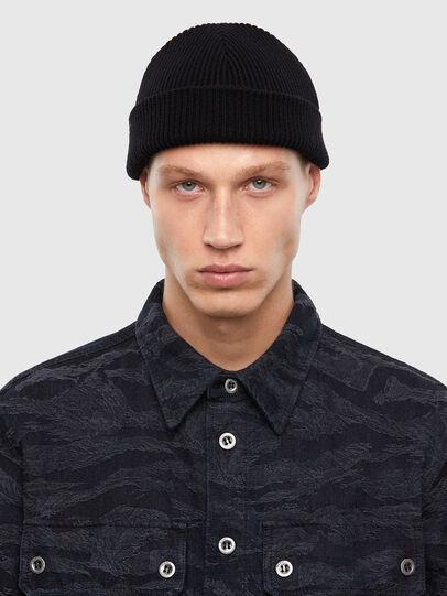 Diesel - D-JESSY-SP, Black/Blue - Denim Shirts - Image 3