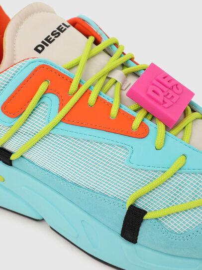 Diesel - S-SERENDIPITY LACE, Azure - Sneakers - Image 5