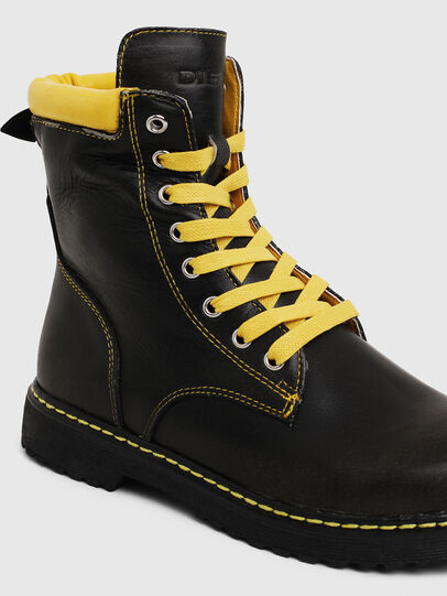 Diesel - HB LACE UP 04 CH,  - Footwear - Image 4