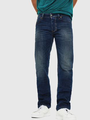 57a79015 Mens Straight Jeans | Diesel Online Store