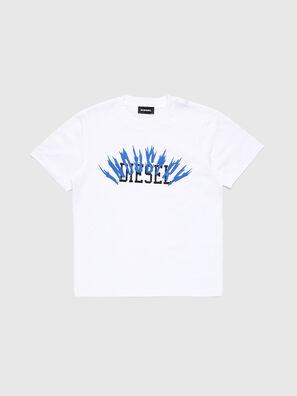 TDIEGOA10, White - T-shirts and Tops