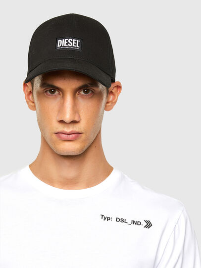 Diesel - T-JUST-LS-A8, White - T-Shirts - Image 3
