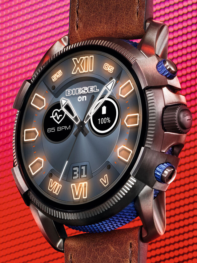 Diesel - DT2009, Brown - Smartwatches - Image 2