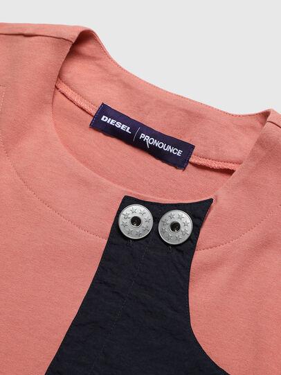 Diesel - PR-TS02, Pink - T-Shirts - Image 3