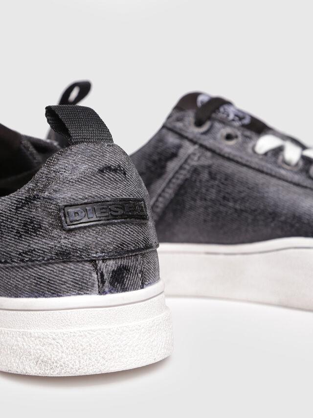 Diesel - S-CLEVER LOW W, Dark Melange - Sneakers - Image 4