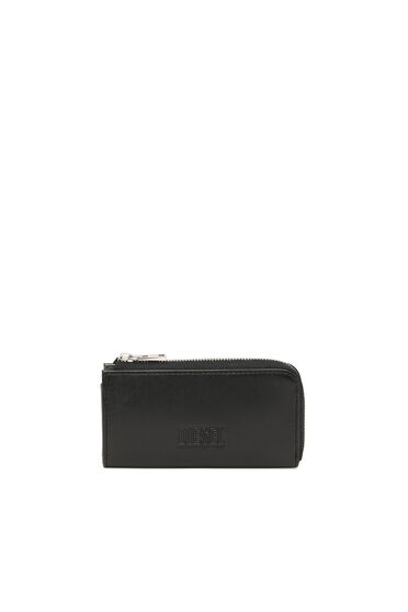 Card case in nappa leather