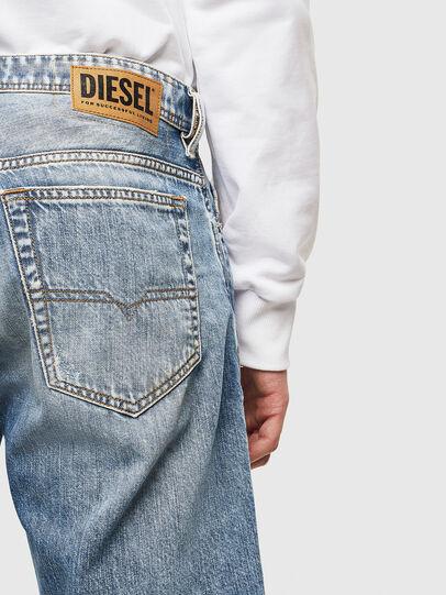Diesel - THOSHORT, Light Blue - Shorts - Image 4