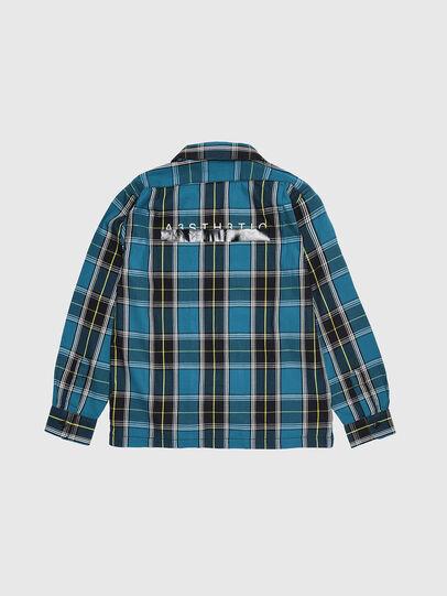 Diesel - CTAKESHI, Blue/Black - Shirts - Image 2