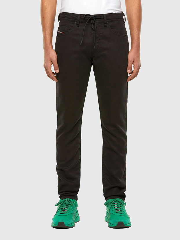 Thommer JoggJeans 069NC, Black/Dark grey - Jeans