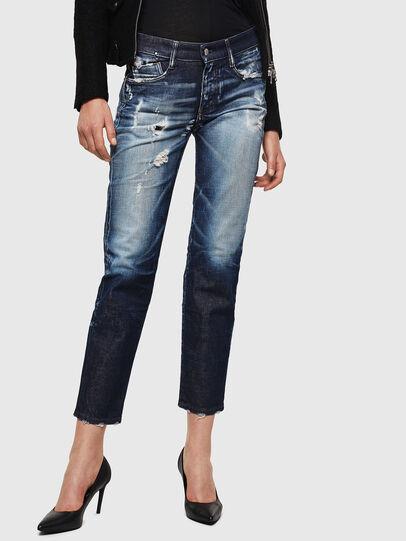Diesel - D-Rifty 0092I, Dark Blue - Jeans - Image 1