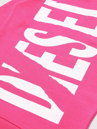 Diesel - DLOGOXAB-R, Hot pink - Dresses - Image 3