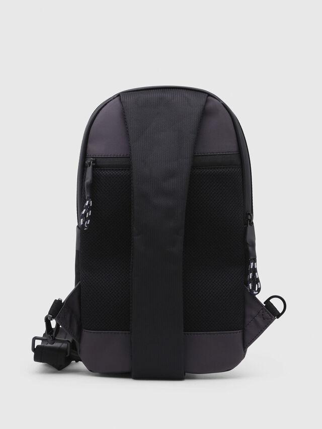 Diesel - SUSE MONO, Black - Backpacks - Image 2