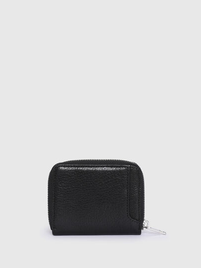 Diesel - CRASSU, Black - Zip-Round Wallets - Image 2