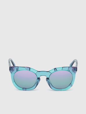 DL0270, Azure - Sunglasses