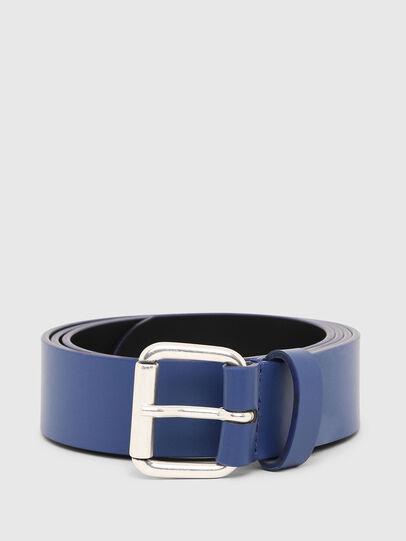 Diesel - B-COPY, Blue - Belts - Image 1