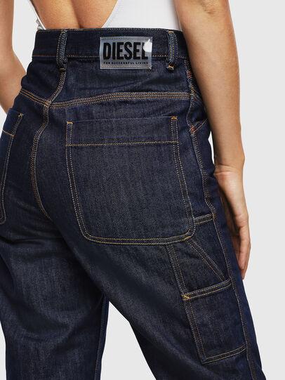 Diesel - CC-D-FRANK, Dark Blue - Pants - Image 2