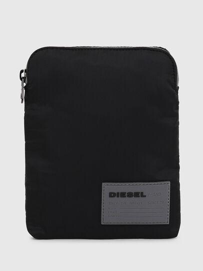 Diesel - F-DISCOVER CROSS, Black - Crossbody Bags - Image 1