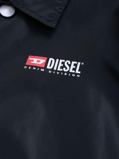 Diesel - JROMANP, Black - Jackets - Image 3