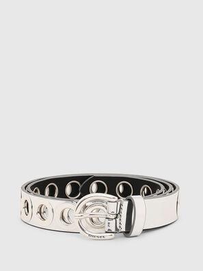 B-SPARK, Silver - Belts