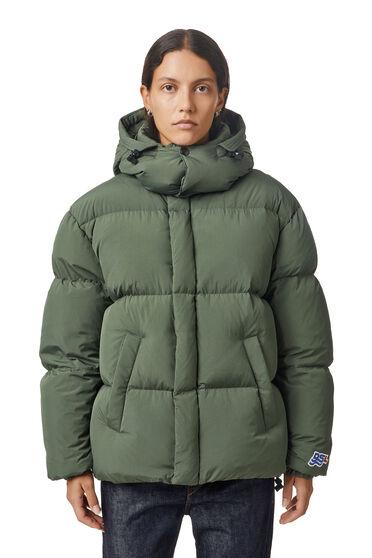 Down jacket in Polygiene ViralOff® nylon
