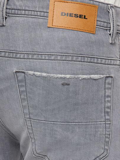 Diesel - Thommer 009DC, Light Grey - Jeans - Image 4