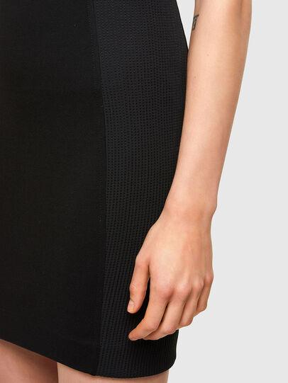 Diesel - D-REKI, Black - Dresses - Image 5