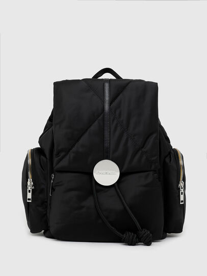 Diesel - ANERES, Black - Backpacks - Image 1