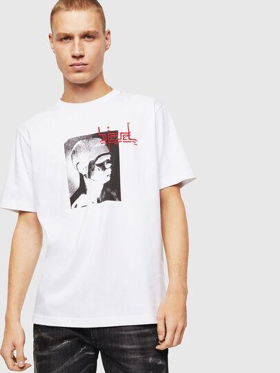 Diesel - T-JUST-J21,  - T-Shirts - Image 1
