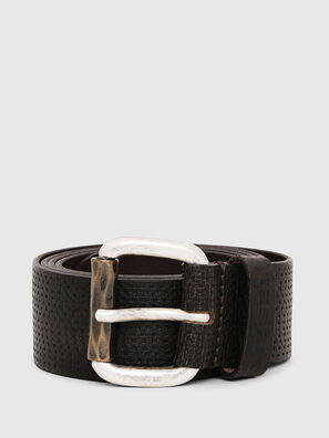 B-ROLLY, Dark Brown - Belts