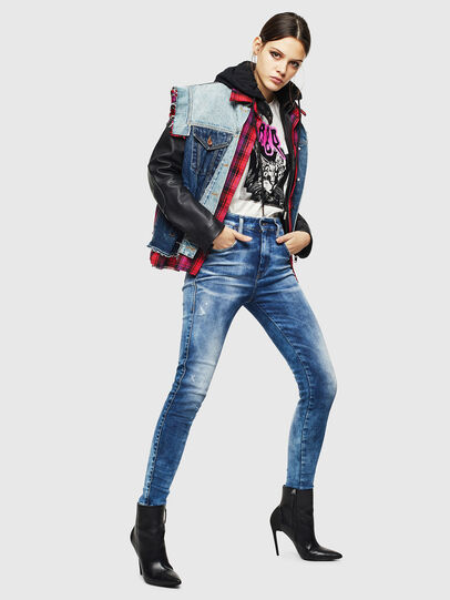 Diesel - Slandy High 0096J,  - Jeans - Image 7