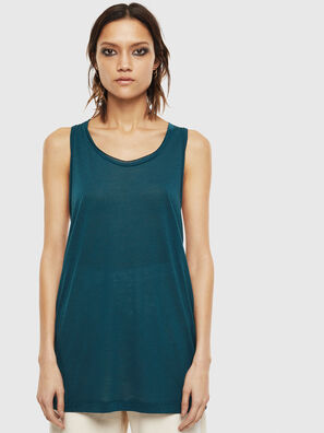 T-MULLER, Dark Green - Tops