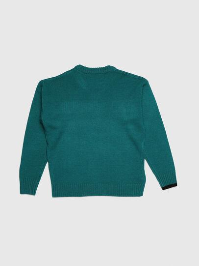 Diesel - KLOGOX, Green - Knitwear - Image 2