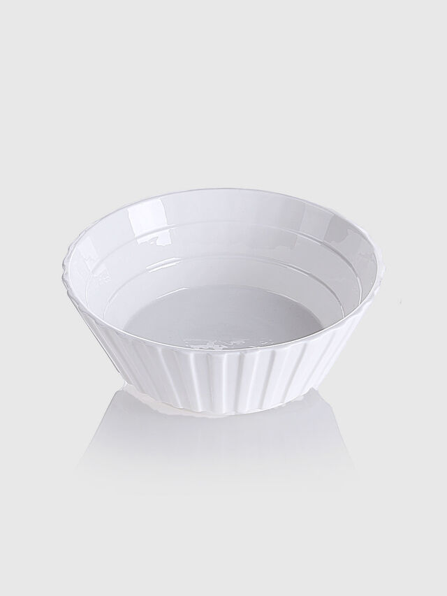 Living 10979 MACHINE COLLEC, White - Bowl - Image 1