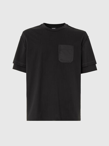T-shirt in Supima cotton