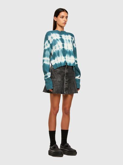 Diesel - DE-BETHY, Black - Skirts - Image 5