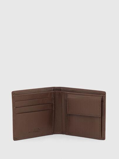 Diesel - HIRESH S, Brown - Small Wallets - Image 3