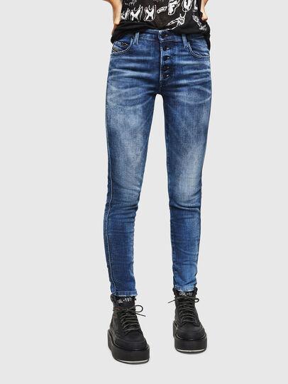 Diesel - Babhila 0096Q, Medium blue - Jeans - Image 1