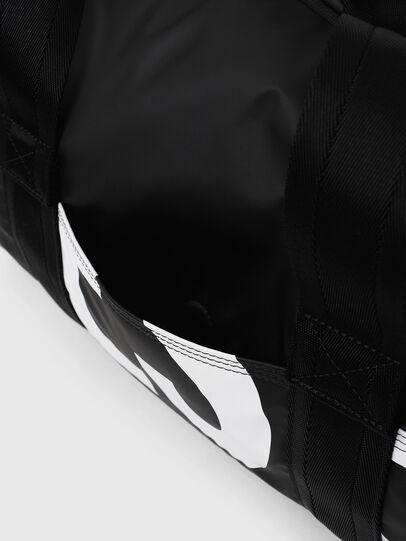 Diesel - F-BOLD DUFFLE II, Black - Travel Bags - Image 7